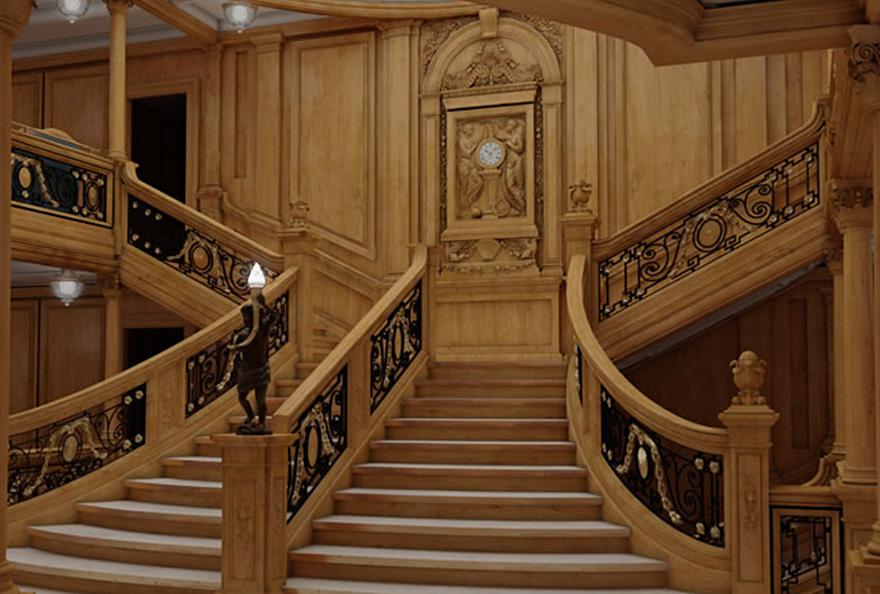 1. Парадная лестница.