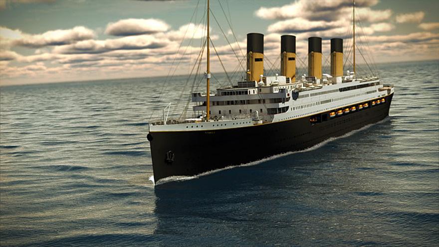 18. Титаник II.