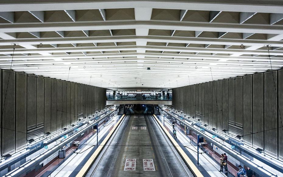 15. Пустая станция.
