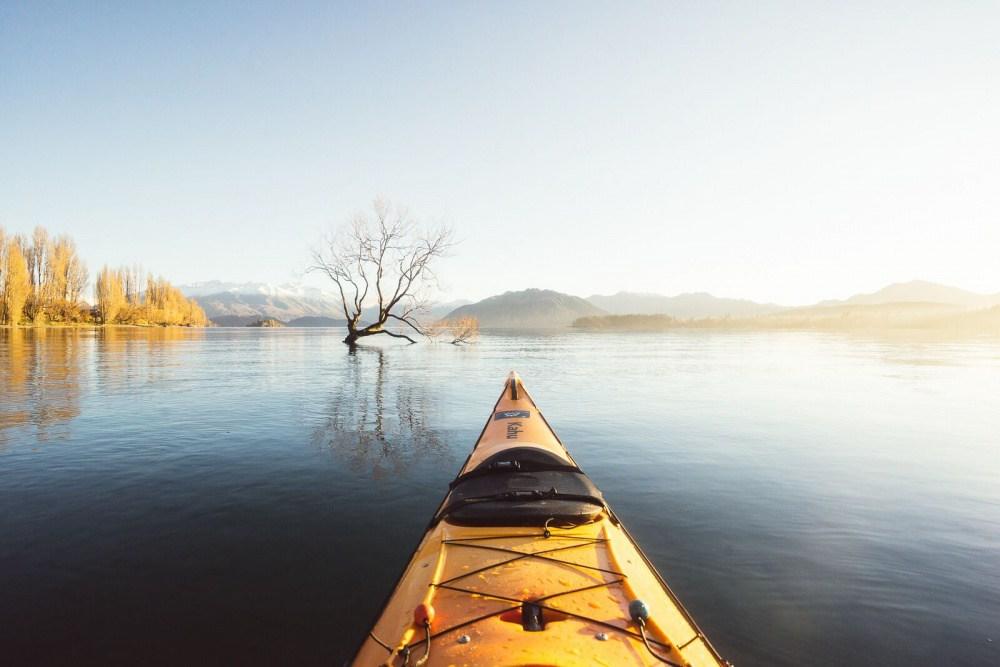 13. Озеро Ванака.