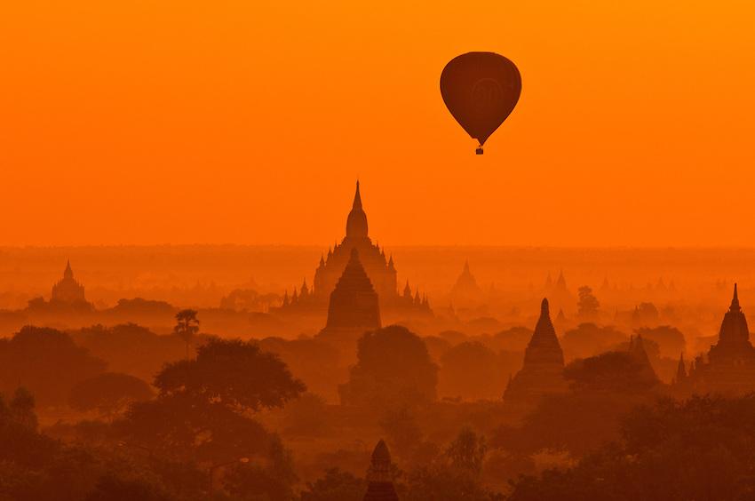 2. Баган, Мьянма.