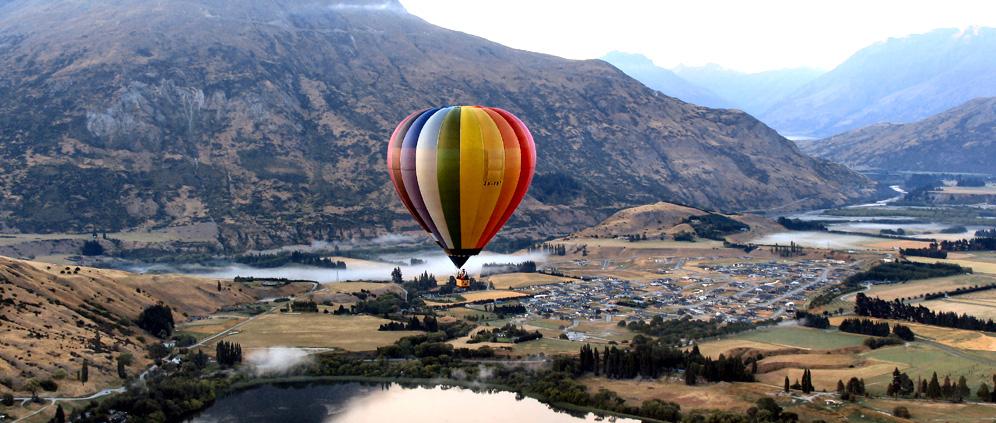 9. Куинстаун, Новая Зеландия.