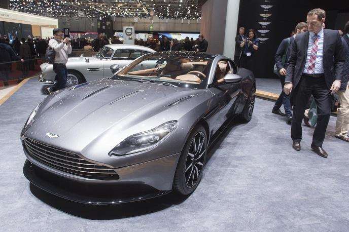 4. Aston Martin DB11.