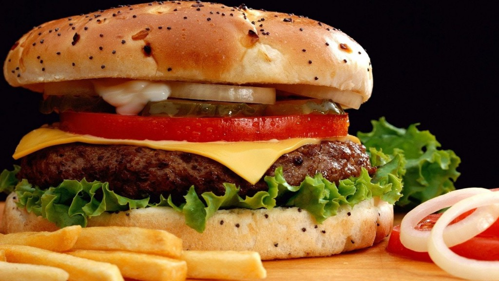 4. Чизбургер в ЮАР.