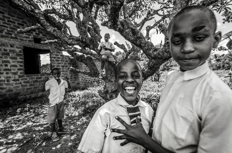 5. «Я понял, что эти дети по настоящему счастливы».