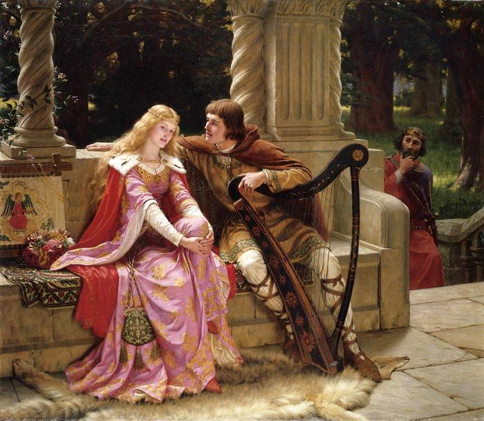 7 – Тристан и Изольда.