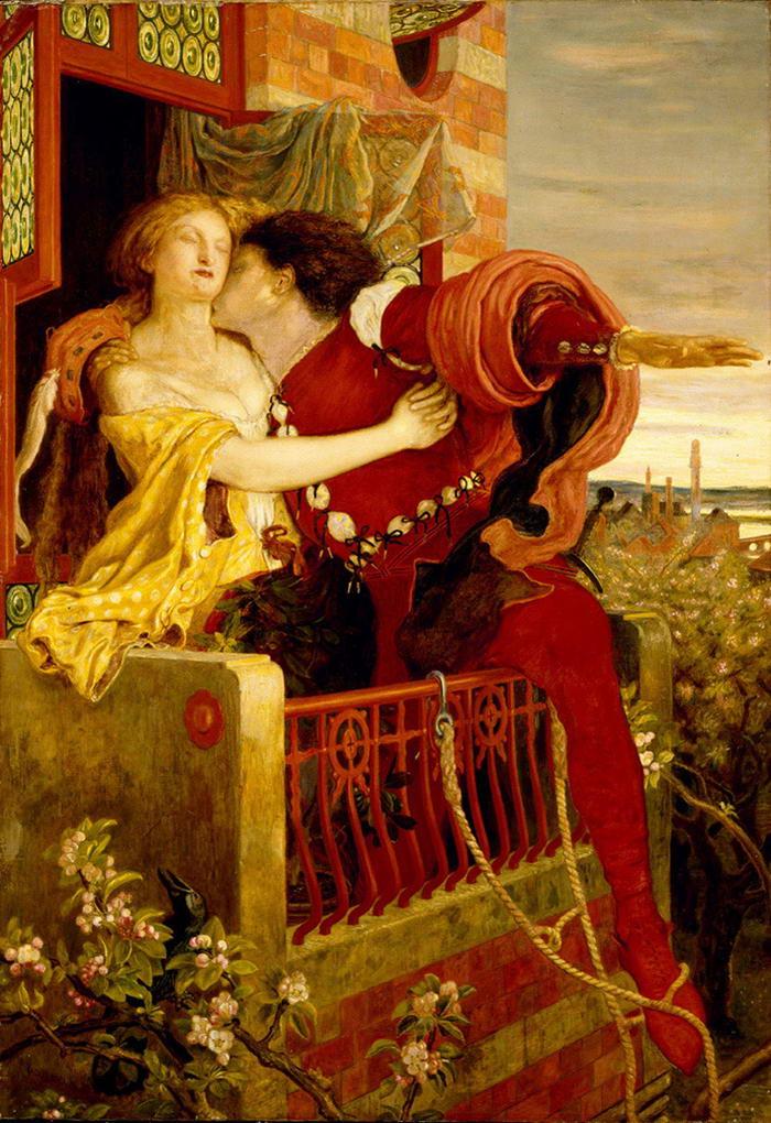 5 – Ромео и Джульетта.