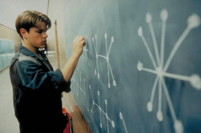 7.Умница Уилл Хантинг (1997).