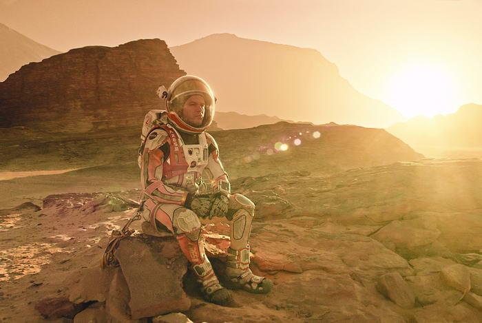 8.Марсианин (2015).