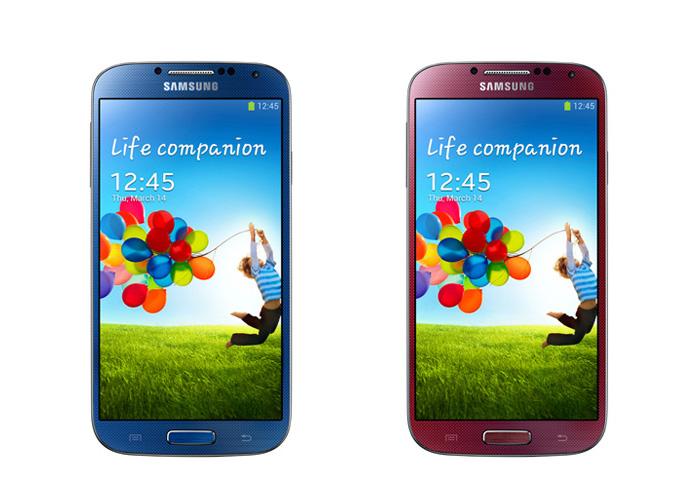 12. Samsung Galaxy.
