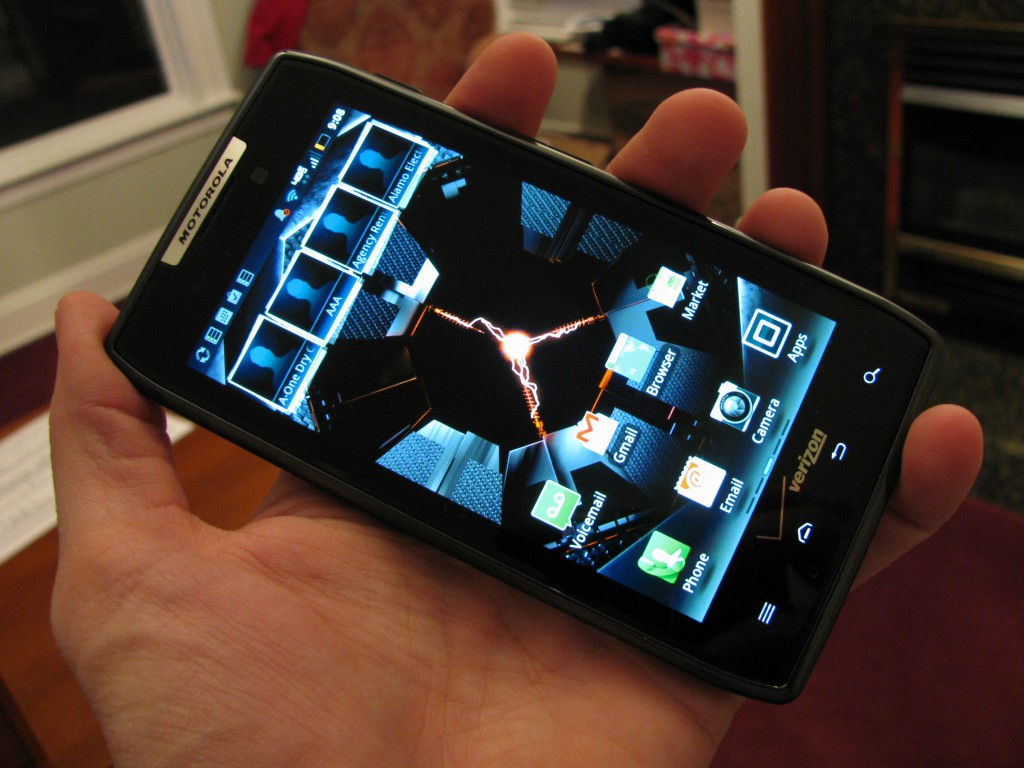 13. Motorola Razr.