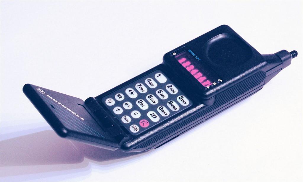 3. MicroTAC 9800X.