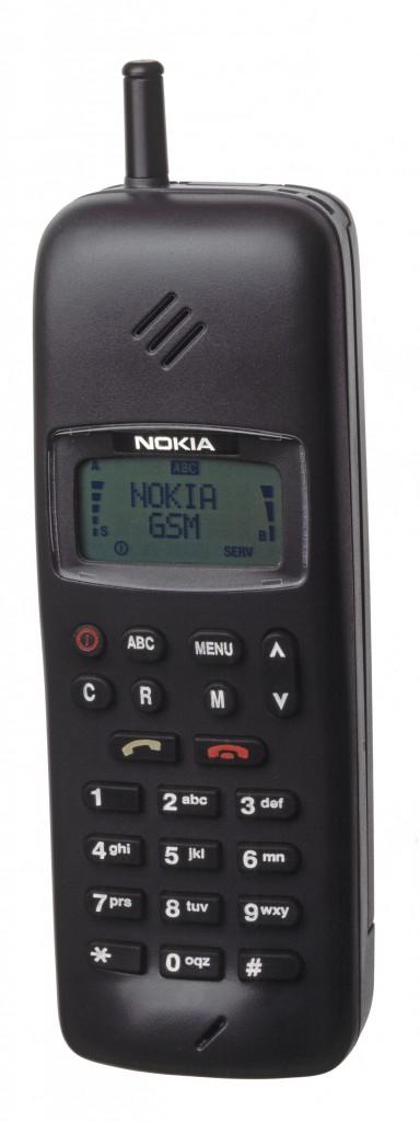 5. The Nokia 1011.