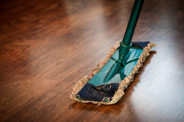 10. Домашняя уборка.