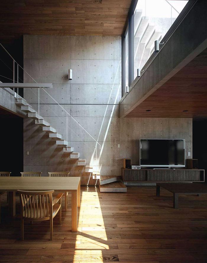 9. Двоповерховий будинок від Андреа Бертачіні.