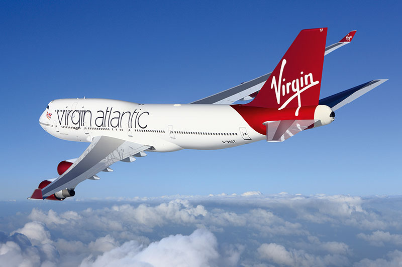 14. Virgin Atlantic Airways – Великобритания.