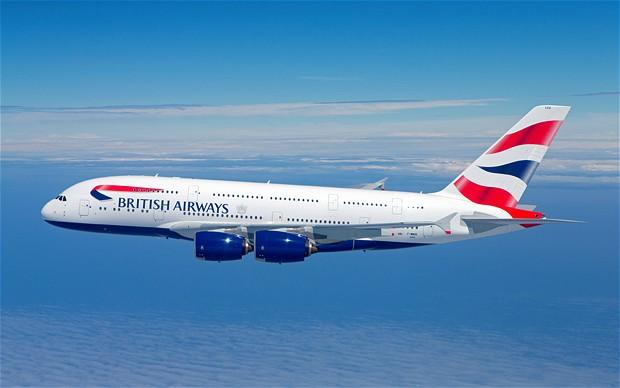 18. British Airways – Великобритания.