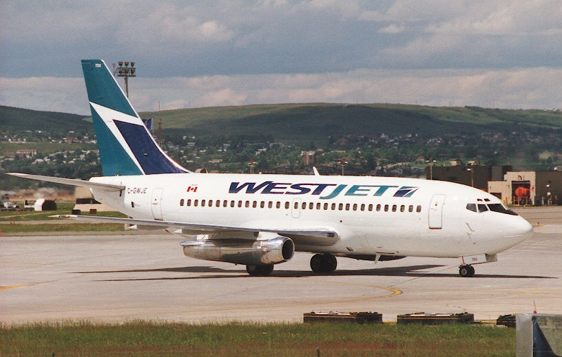 21. WestJet Airlines – Канада.