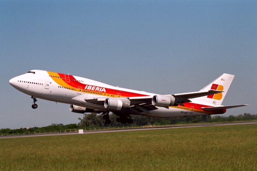 25. Iberia – Испания.