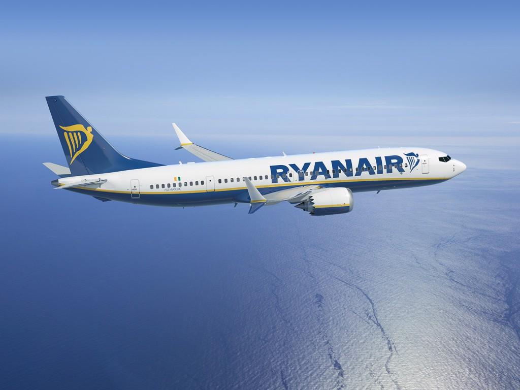 34. Ryanair – Ирландия.