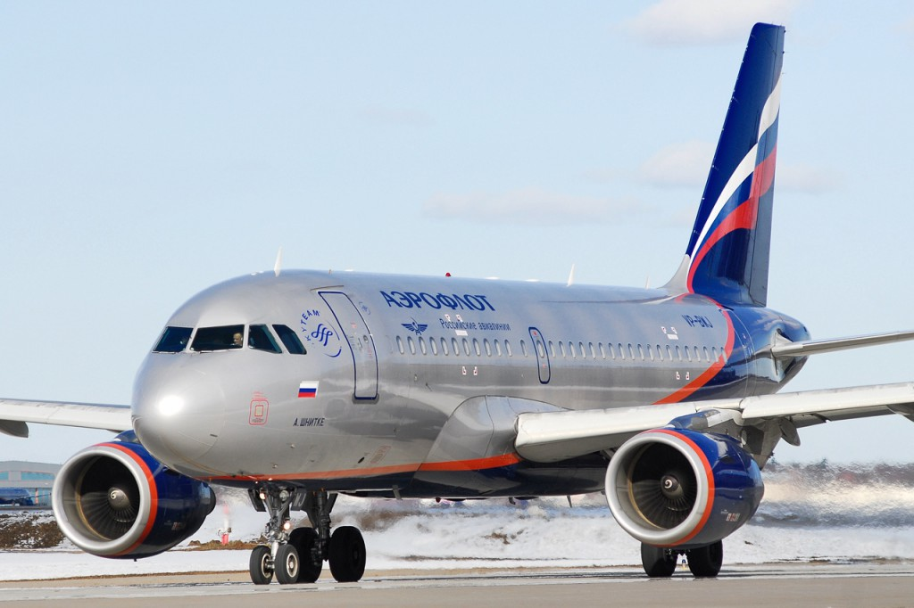 36. Aeroflot – Russian Airlines – ������.