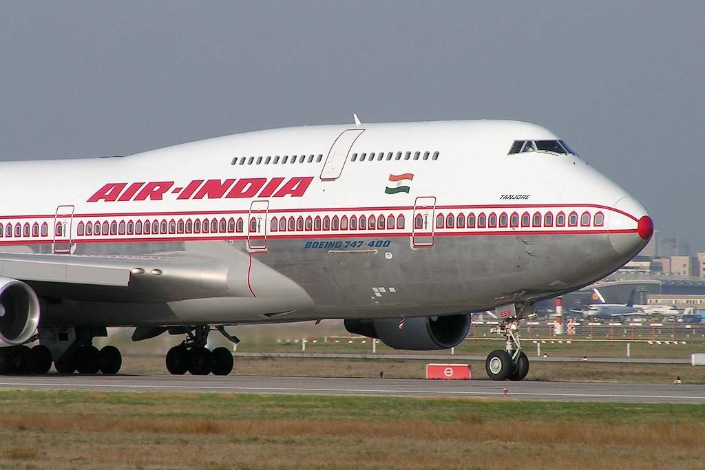 39. Air India – Индия.