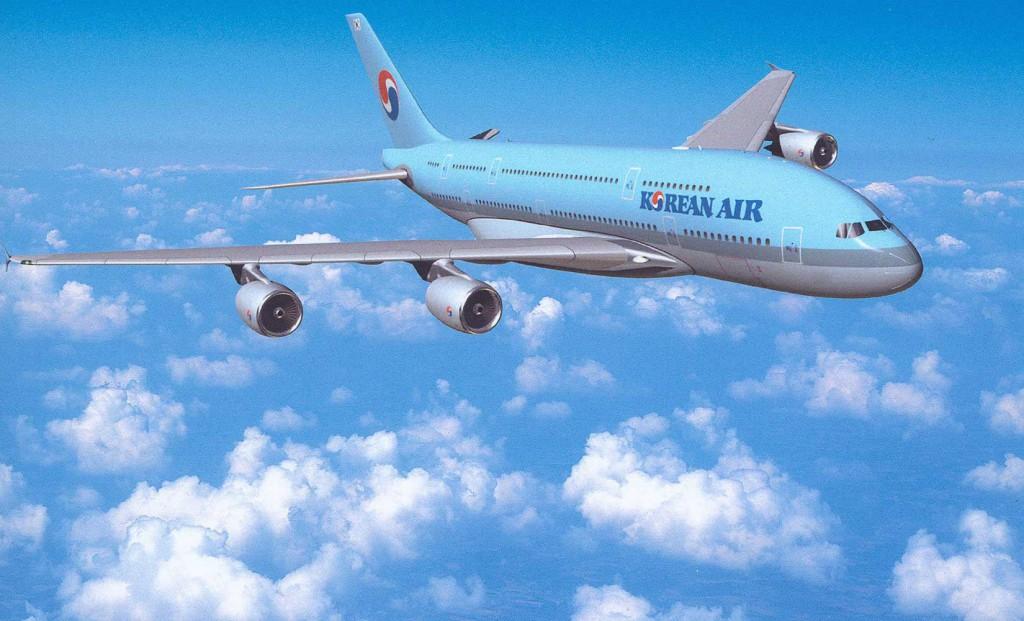 49. Korean Air – Южная Корея.