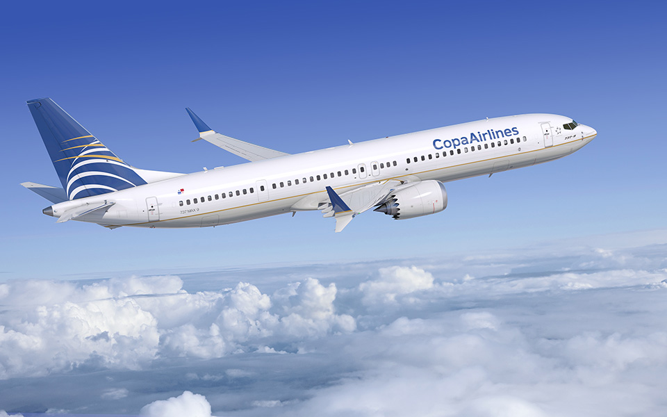 51. COPA Airlines – Панама.