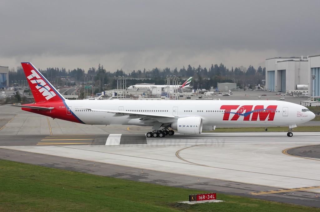 54. TAM Airlines – Бразилия.