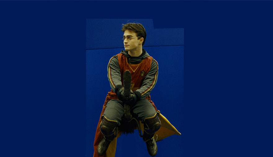 16. Гарри Поттер и Принц-полукровка - съемки.