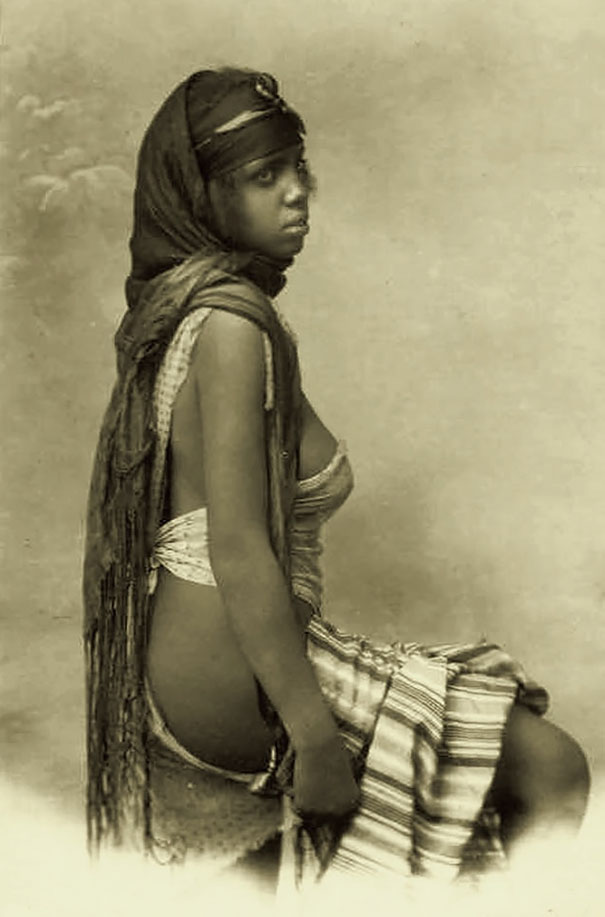 25. Бедуинка.