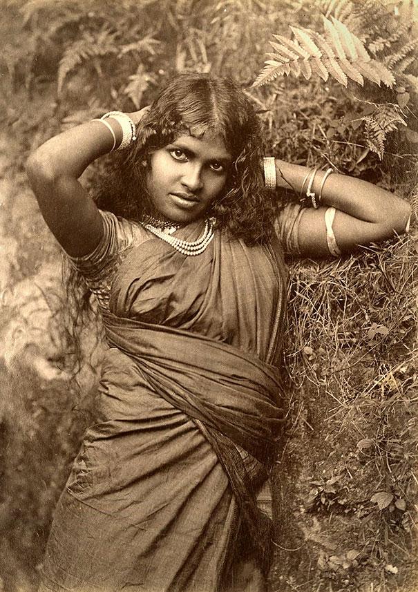 29. Тамилка (Южная Азия).