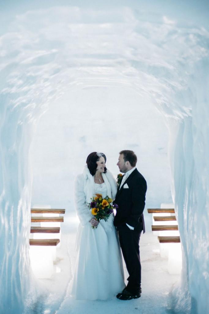 10. Несомненно это одна из самых необычных свадеб.