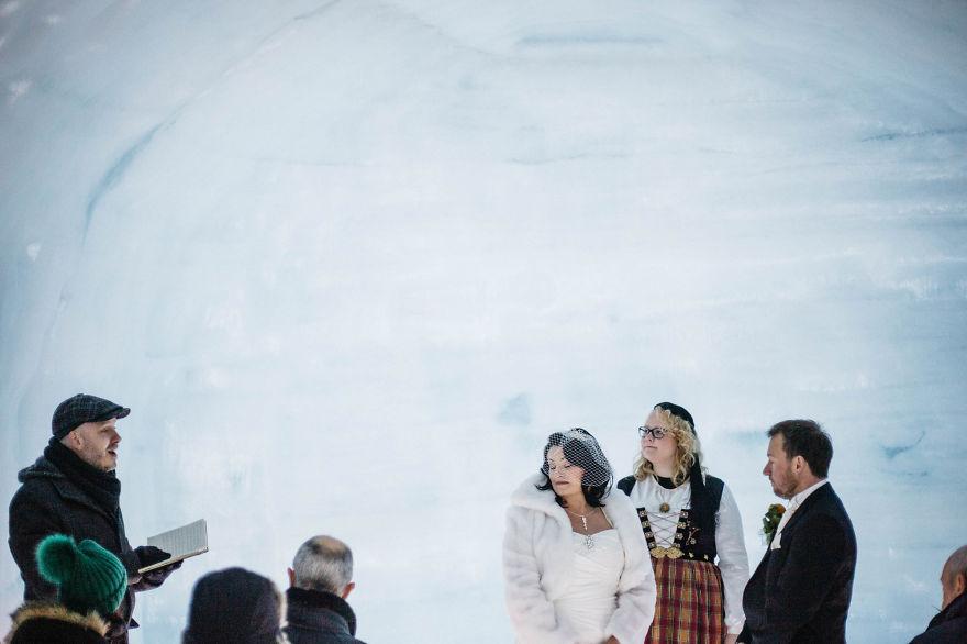 6. Лаунгйёкюдль имеет площадь 940 км2 и является вторым по величине ледником Исландии