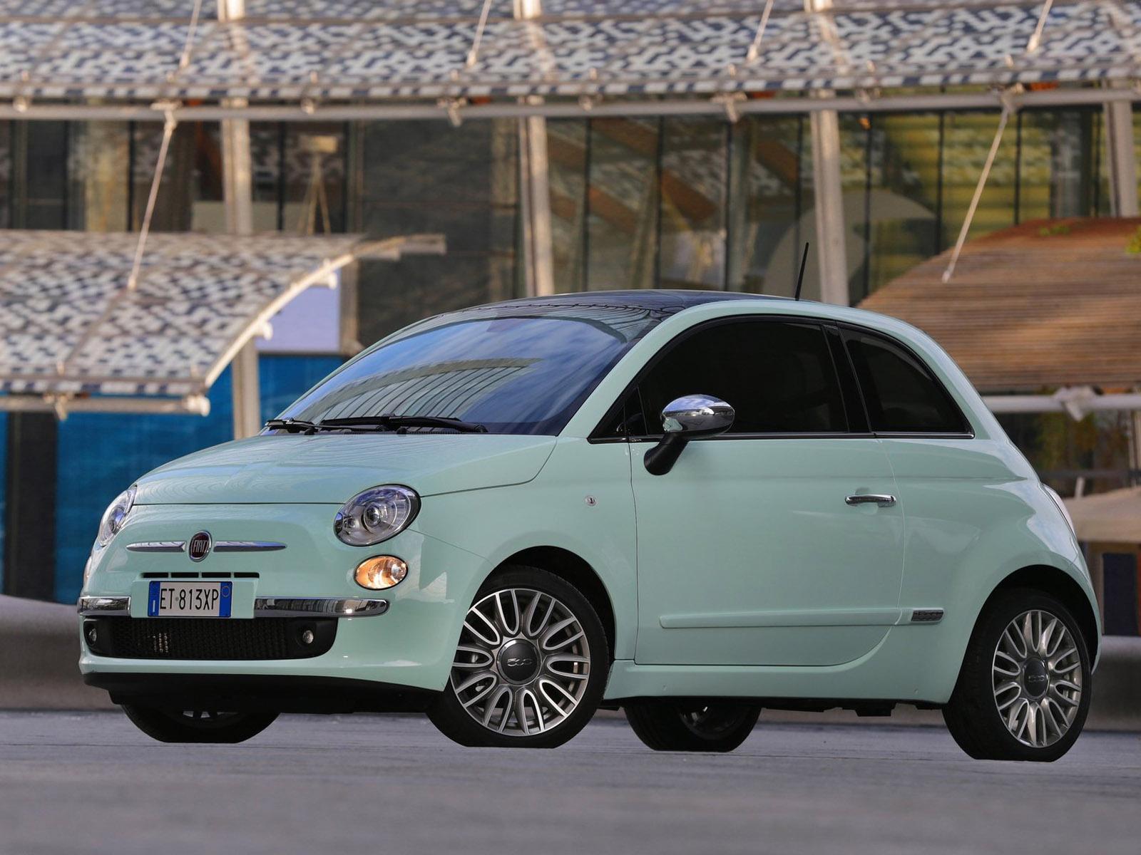 1. Fiat 500.