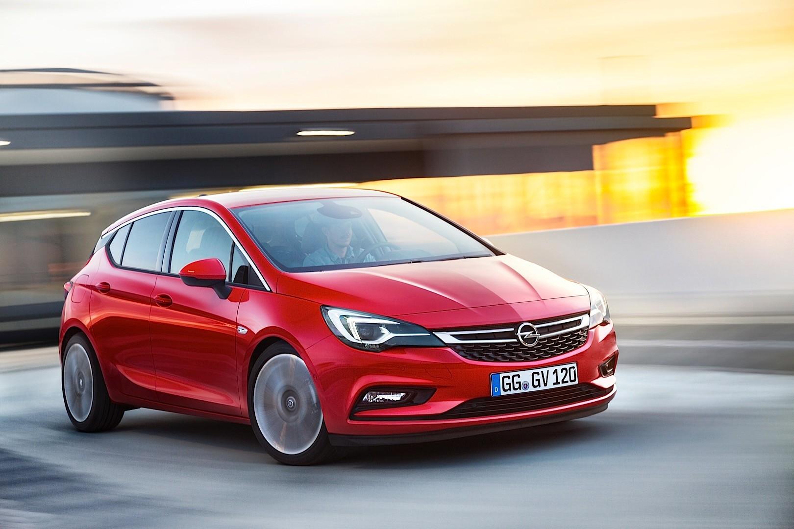 5. Opel Astra.