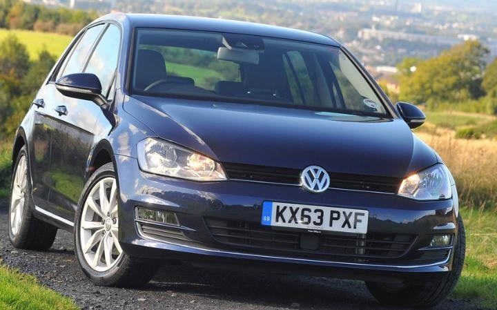 7. Volkswagen Golf.