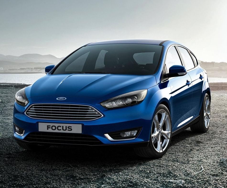8. Ford Focus.