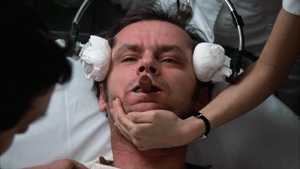 4. Электросудорожная терапия.