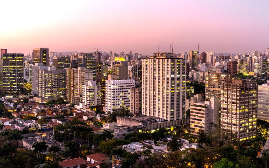 10. Сан-Паулу, Бразилия