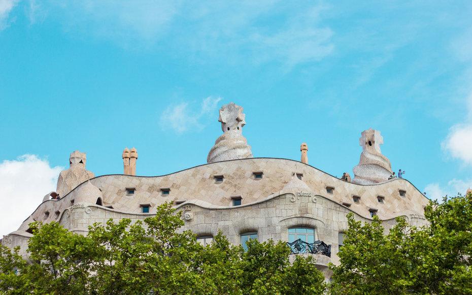 6. Барселона, Испания.