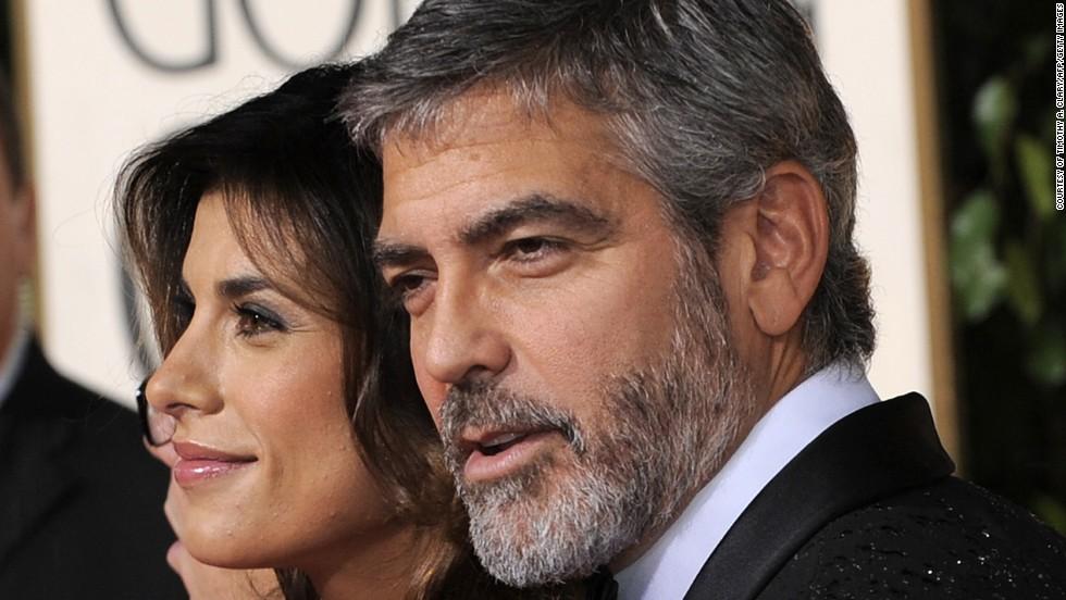 17. Многие современные знаменитости также носят бороды. Например Джордж Клуни.