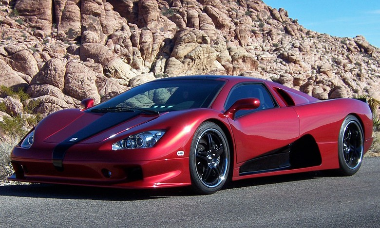 4. SSC Ultimate Aero TT.