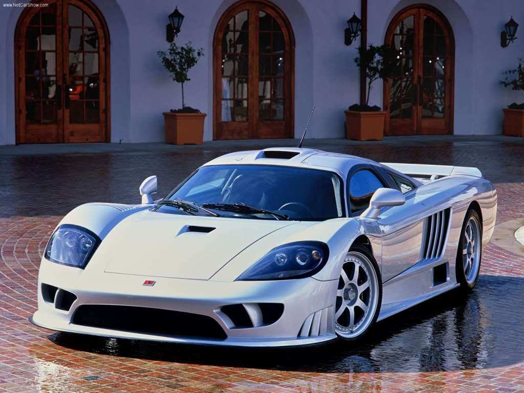 6. Saleen S7 Twin Turbo.