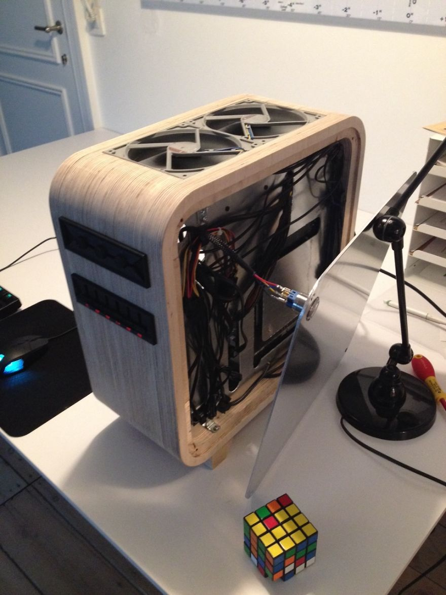 Mini компьютер своими руками