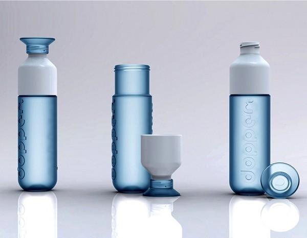 8. Берите воду с собой.