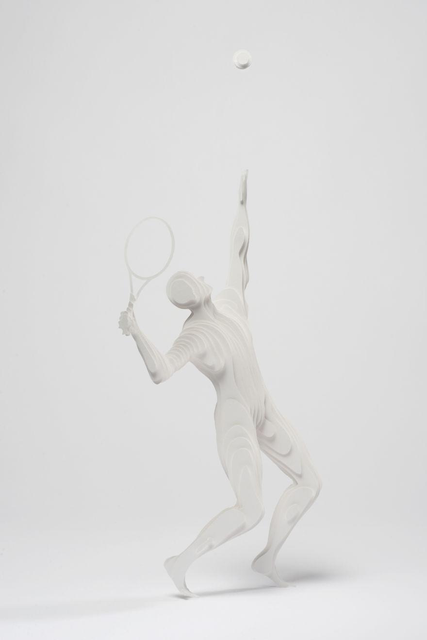 8. Теннисист.