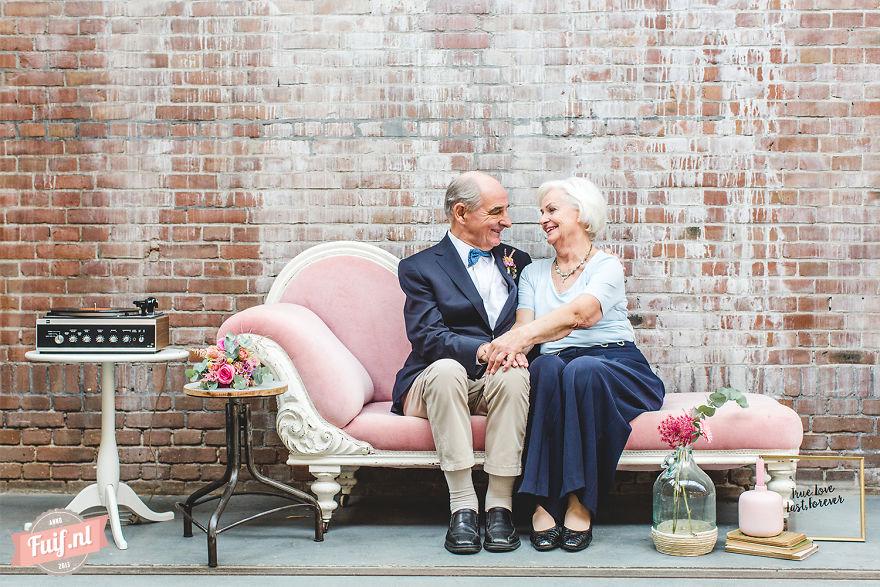 9. Настоящая любовь должна быть именно такой. Nienke van Denderen сказал, что это одна из самых эмоциональных фотосессий за всю его карьеру.
