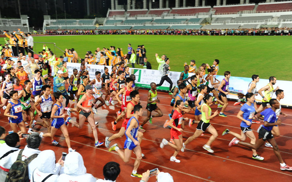 12. Международный марафон в Макао.