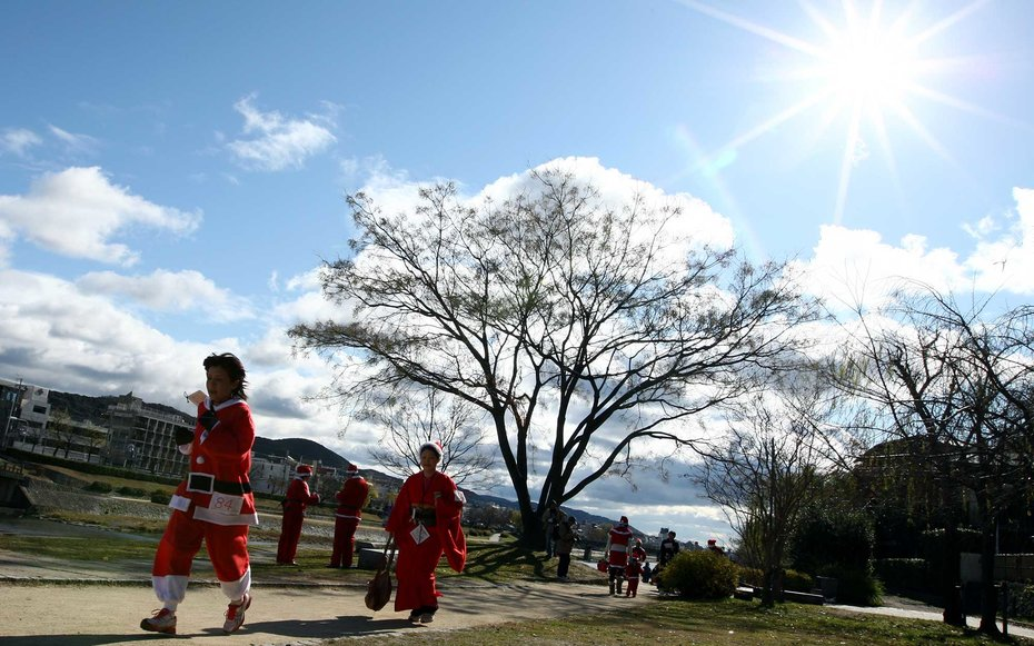 3. Киотский марафон.